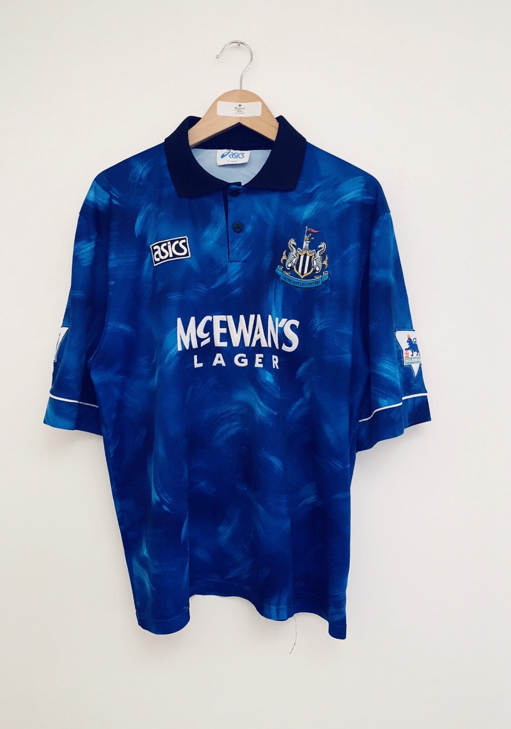 1993/95 Newcastle Away Shirt (XL) 7.5/10
