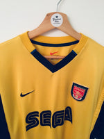 1999/01 Arsenal Away Shirt (XL)