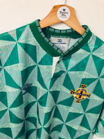 1990/92 Northern Ireland Home Shirt (L)