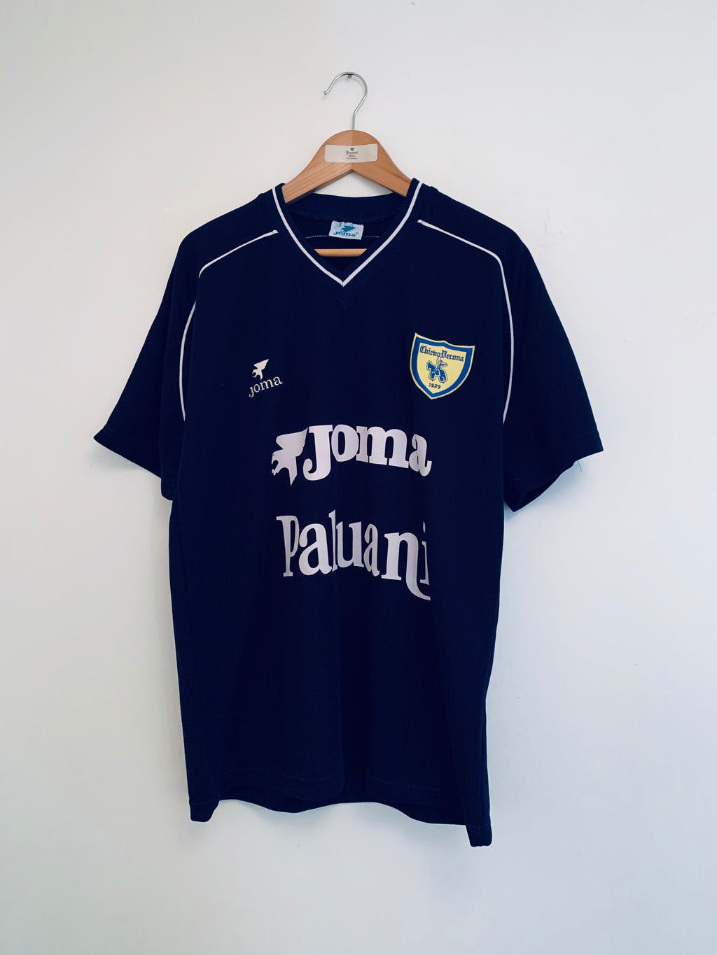2002/03 Chievo Verona Training Shirt (XL) 9/10