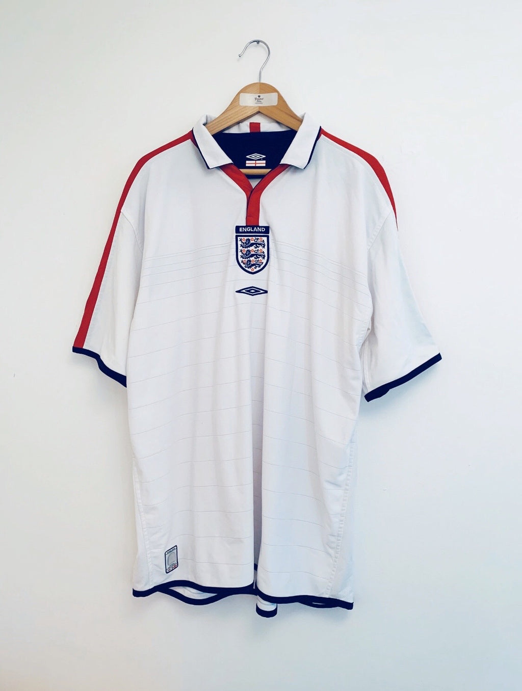 2003/05 England Home Shirt (XXL) 9.5/10