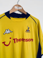 2002/03 Tottenham Third Shirt (XL)