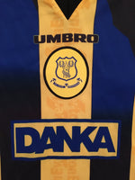 1996/97 Everton Away Shirt (M)