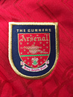 1996/98 Arsenal Home L/S Shirt *w/Tags* (XXL)