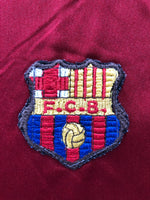 1984/89 Barcelona Home Shirt (XL) 8/10