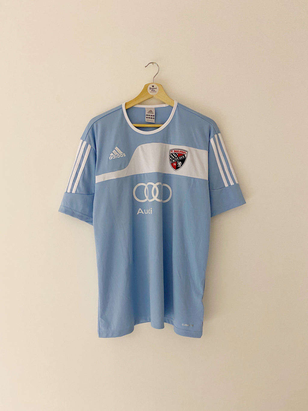 2010/11 FC Ingolstadt Training Shirt (L) 9/10
