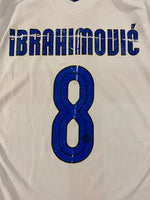 2007/08 Inter Milan Away Centenary Shirt Ibrahimovic #8 (M) 6/10