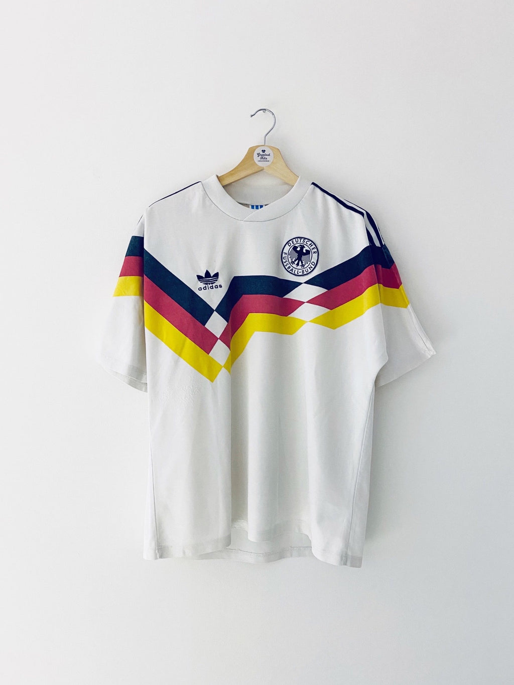 1988/90 West Germany Home Shirt (L) 6/10