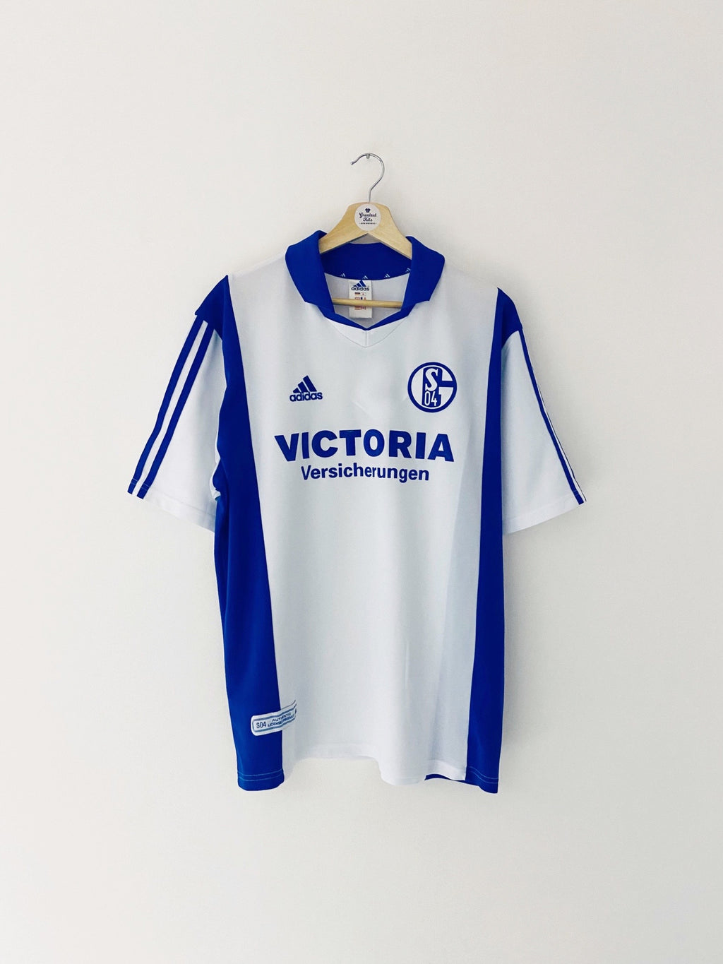 2001/03 Schalke Third Shirt (L) 8.5/10