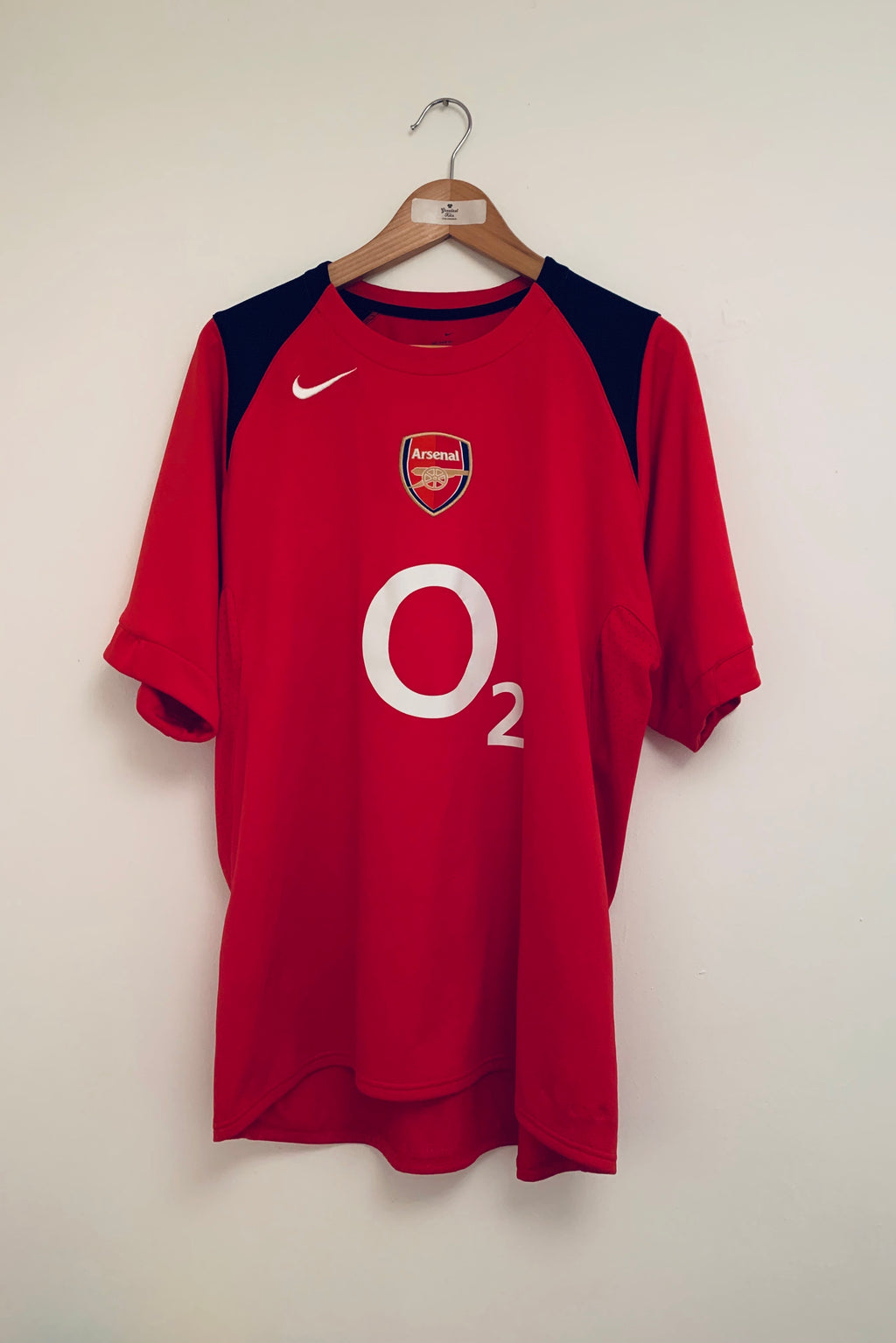 2004/05 Arsenal Training Shirt (L) 9.5/10