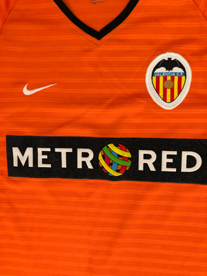 2001/02 Valencia Away Shirt (S) 9/10