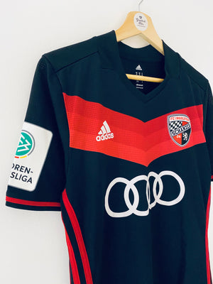 2016/17 FC Ingolstadt Under 19 *Player Issue* Away Shirt #9 (M) 9.5/10