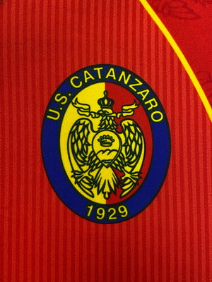 1998/99 Cantazaro Home Shirt (S) 8/10