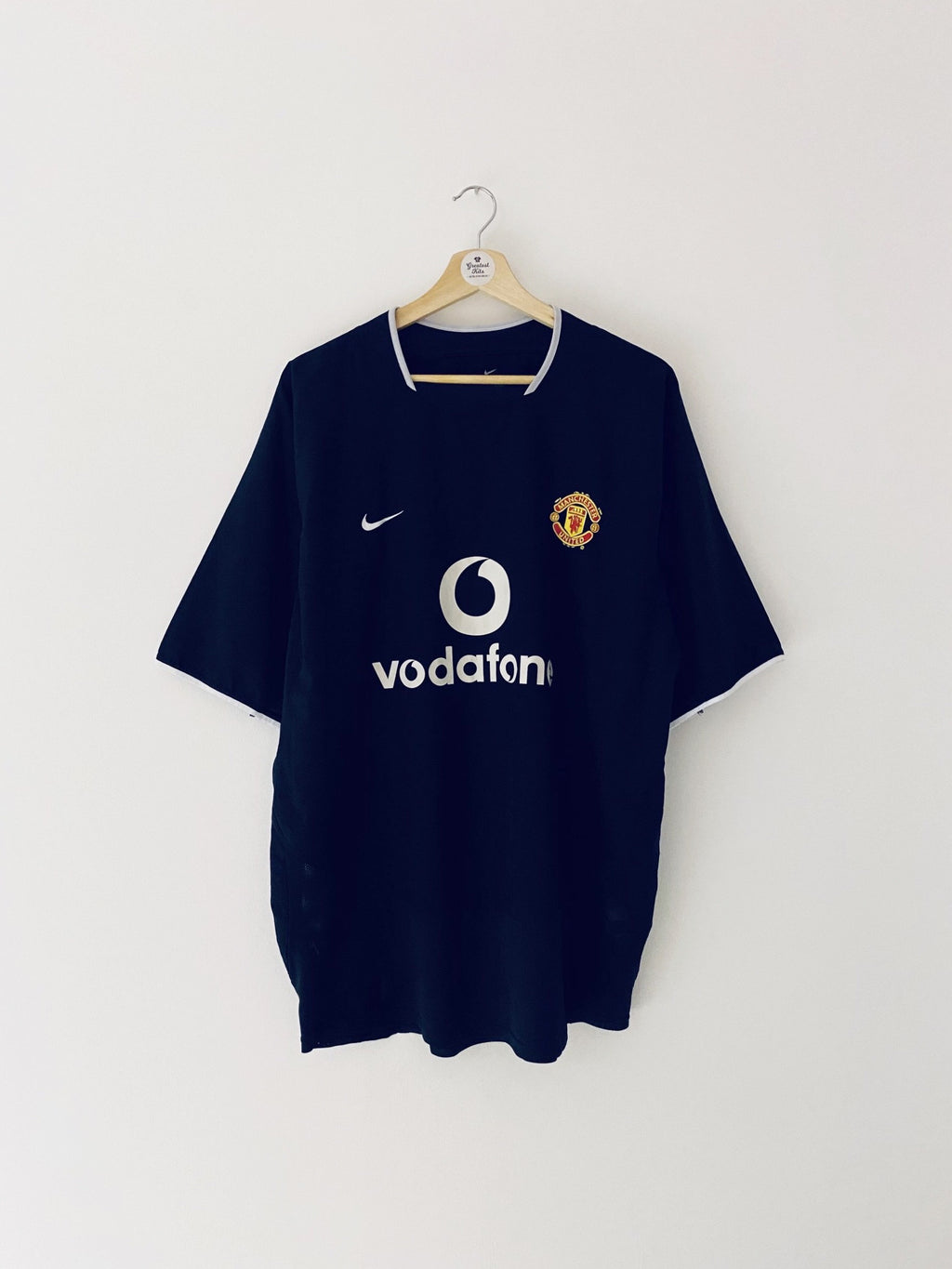 2003/05 Manchester United Away Shirt (XL) 9/10