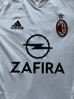 2005/06 AC Milan Away Shirt (S) 9/10
