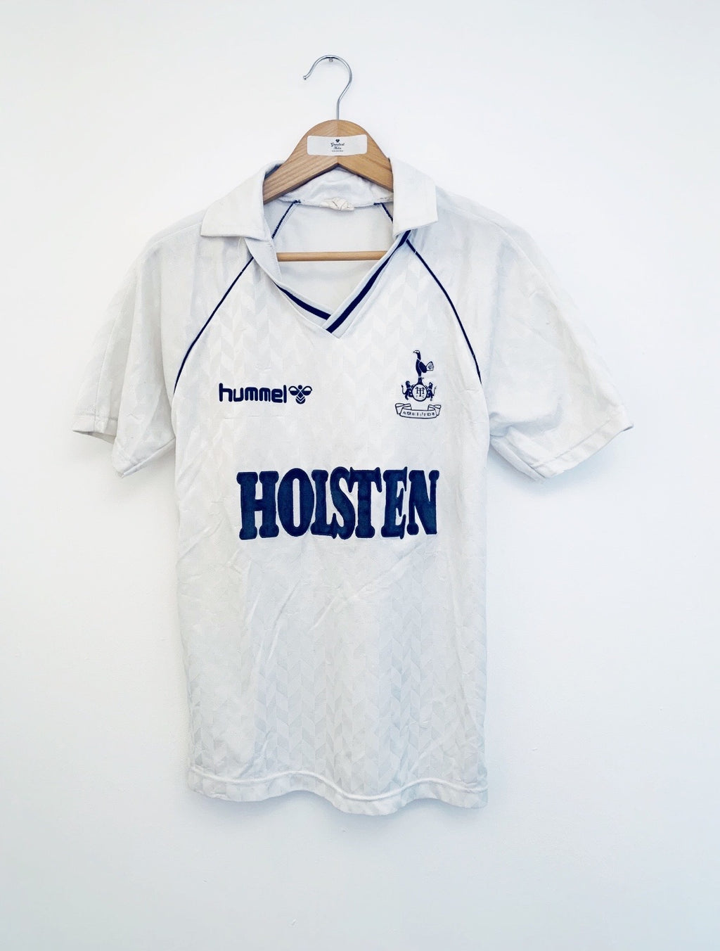 1987/89 Tottenham Home Shirt (XS)