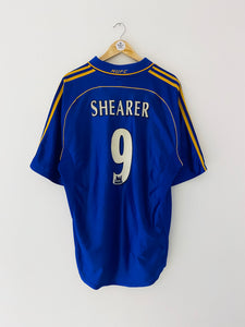 1998/99 Newcastle Away Shirt Shearer #9 (XL) 7/10