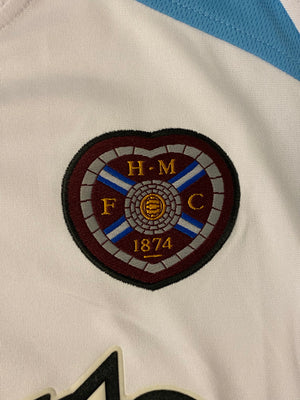 2004/05 Hearts Away Shirt (M) 9.5/10