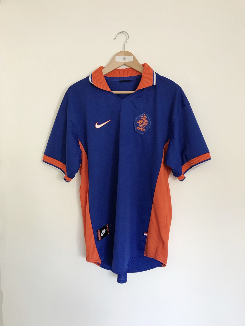 1997/98 Holland Away Shirt (L) 9/10