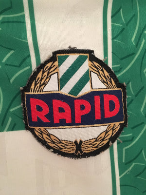 1994/95 Rapid Vienna Home Shirt (XL)