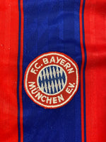 1995/97 Bayern Munich Home Shirt (S) 7/10