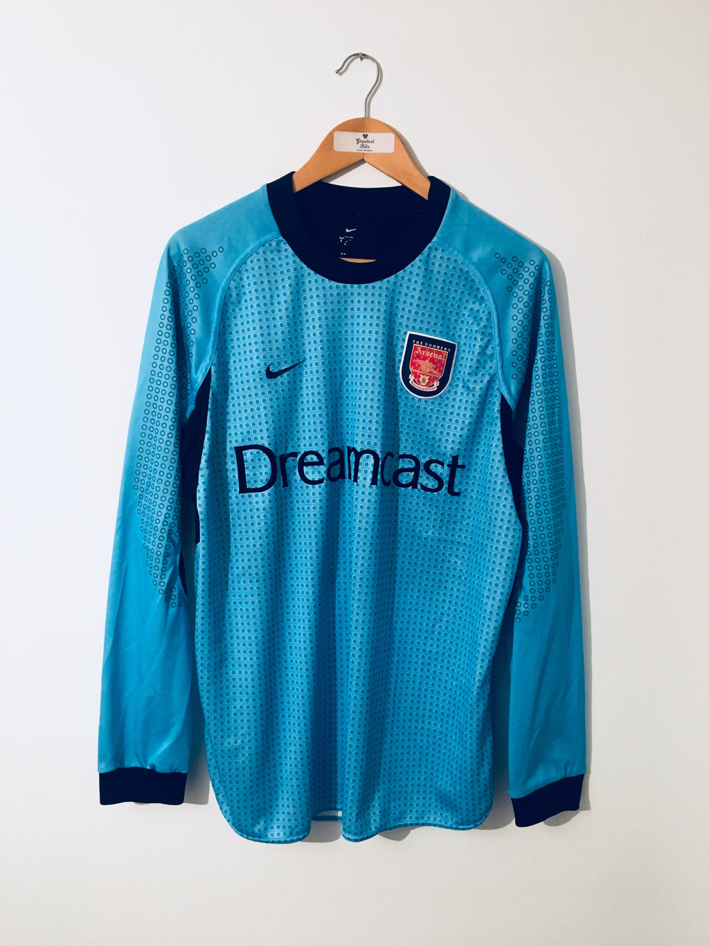 2000/01 Arsenal GK Shirt (M)