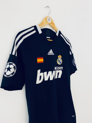 2008/09 Real Madrid CL Third Shirt Kaka #8 (S) 9/10