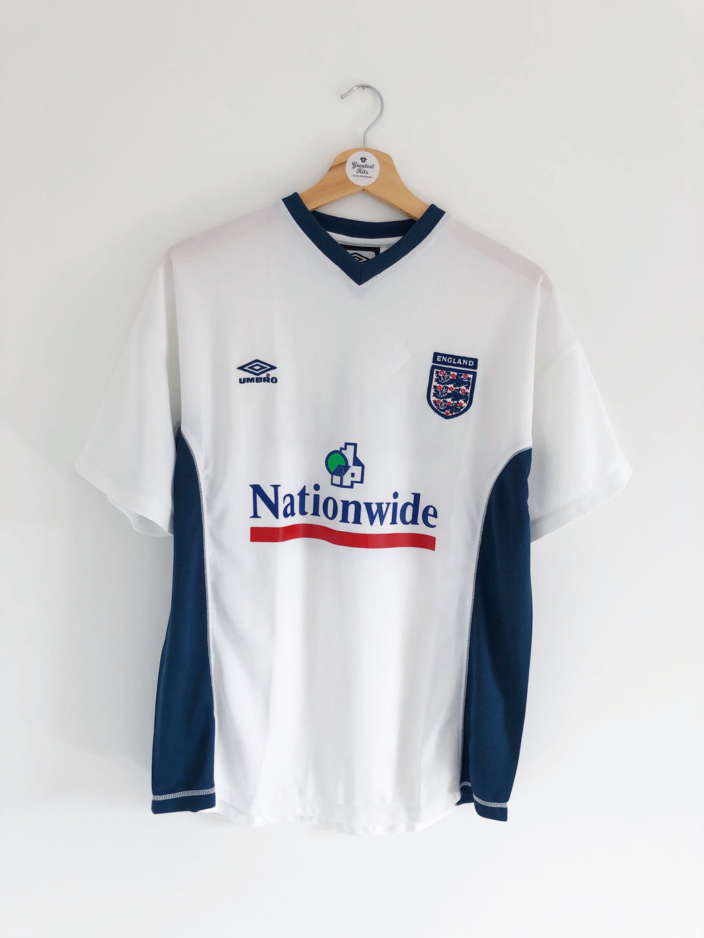 1999/01 England Training Shirt (M) 8.5/10
