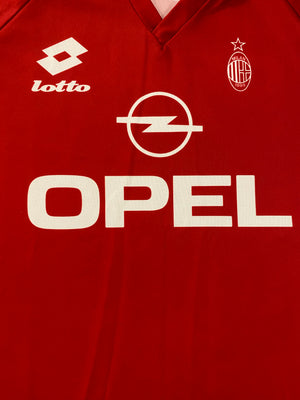 1994/95 AC Milan Training Shirt (L) 9/10