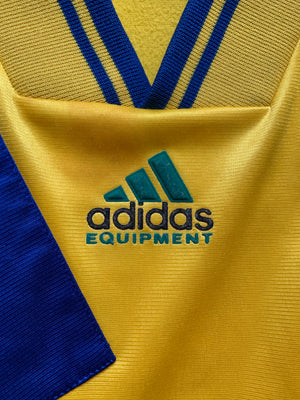 1993/95 Adidas Template Shirt (XL) 6/10