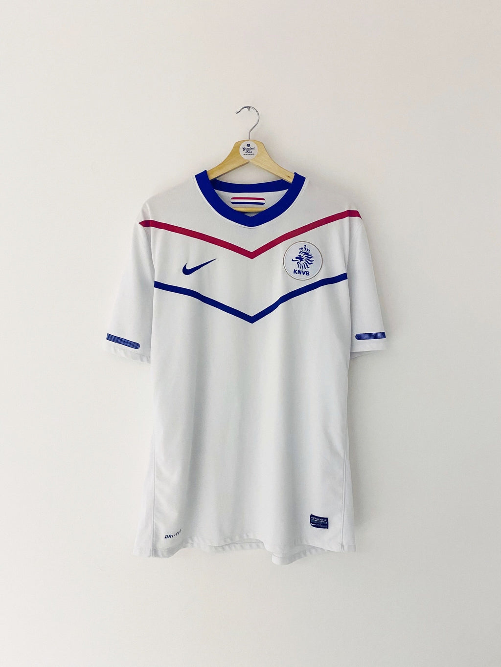 2010/11 Holland Away Shirt (XL) 9/10