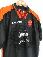 1997/98 AS Roma Third Shirt *MINT* (L)