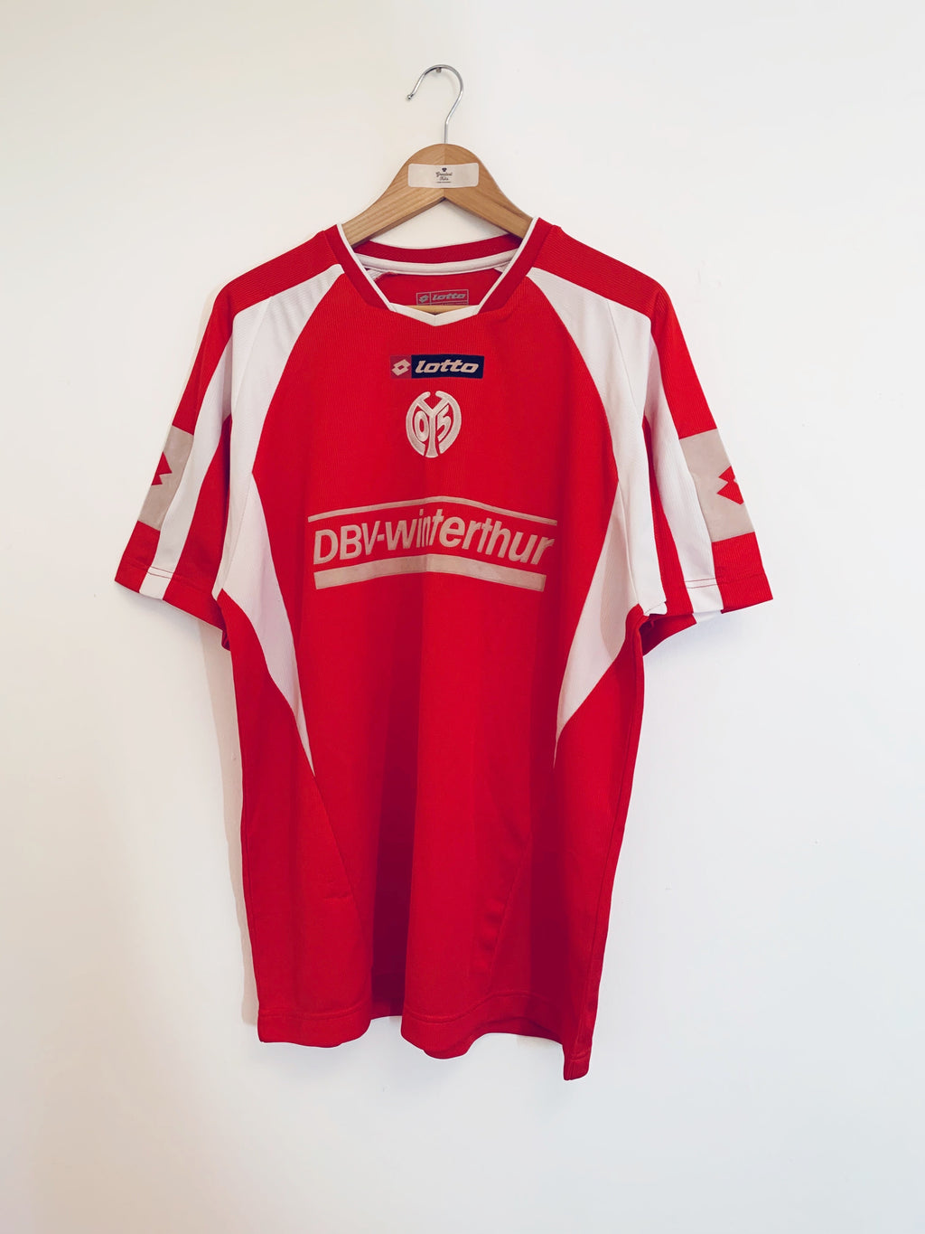 2005/06 FSV Mainz Home Shirt (XL) 8.5/10