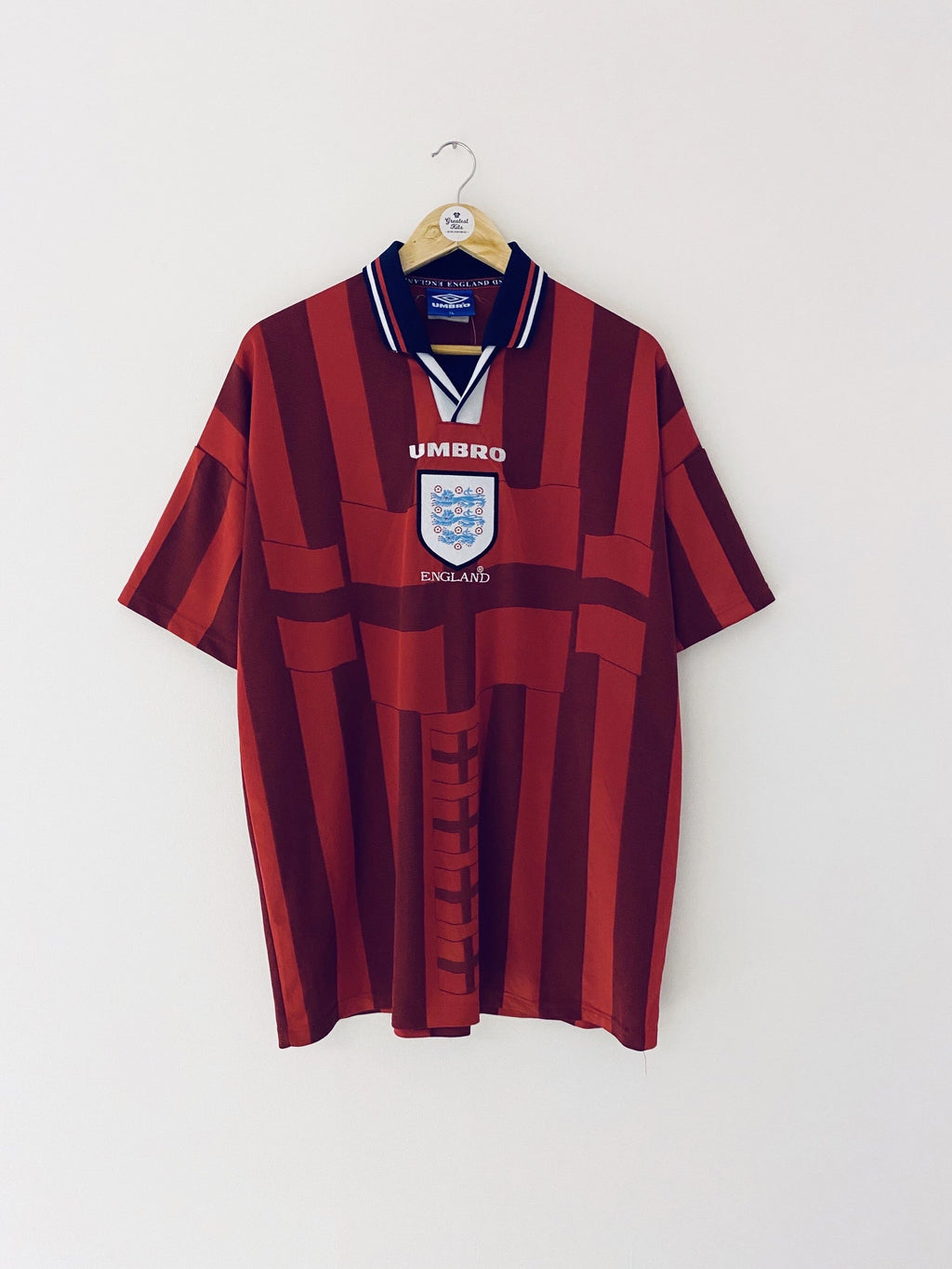 1997/99 England Away Shirt (XL) 9.5/10