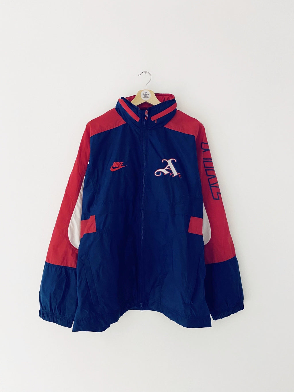 1994/96 Arsenal Rain Jacket (L) 6.5/10