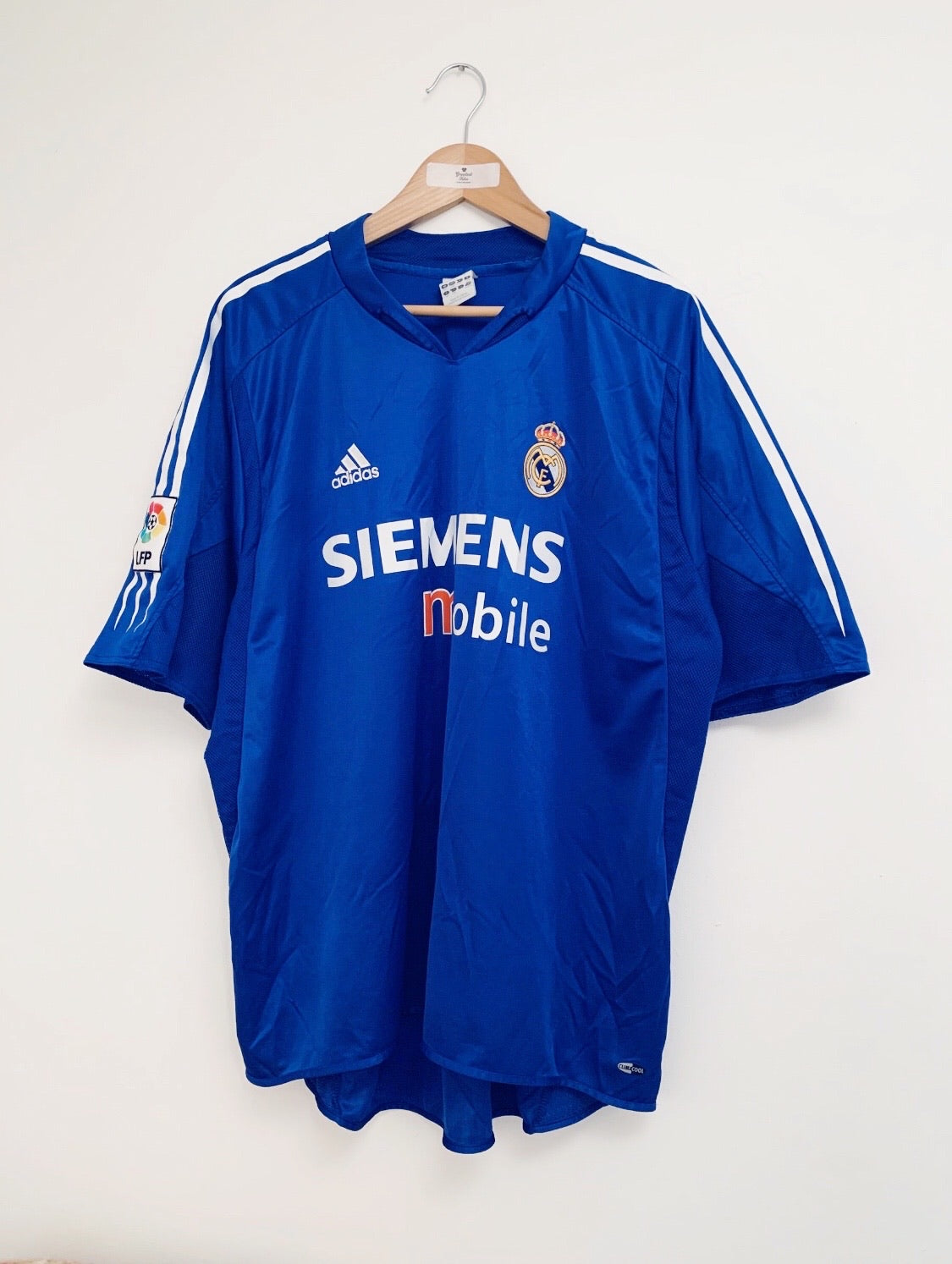 2004/05 Real Madrid Third Shirt (XXL) 9/10