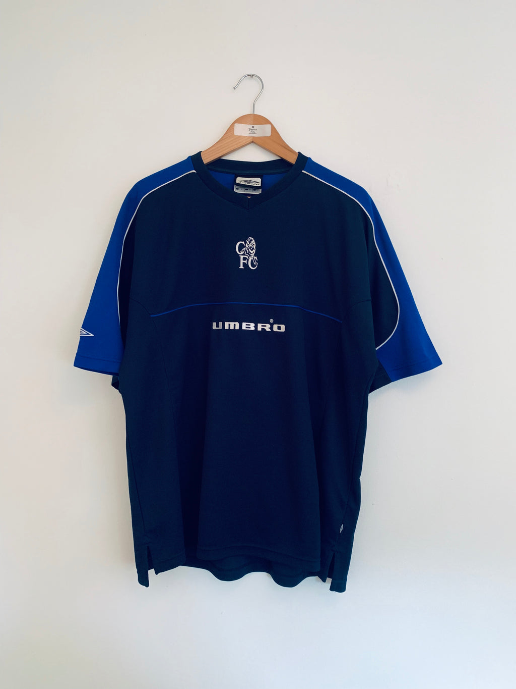 2001/02 Chelsea Training Shirt (XL) 8.5/10