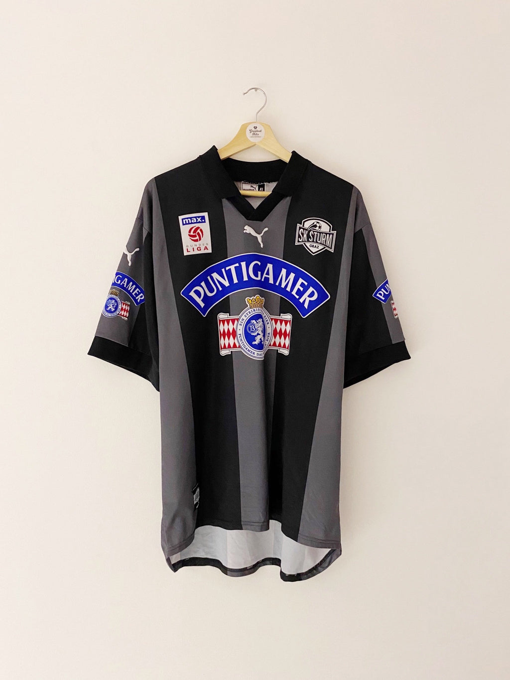 1998/99 Sturm Graz Away Shirt (XL) 9/10