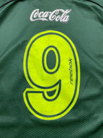 2000/01 Sporting Lisbon B *Match Issue* Away L/S Shirt #9 (M) 7/10