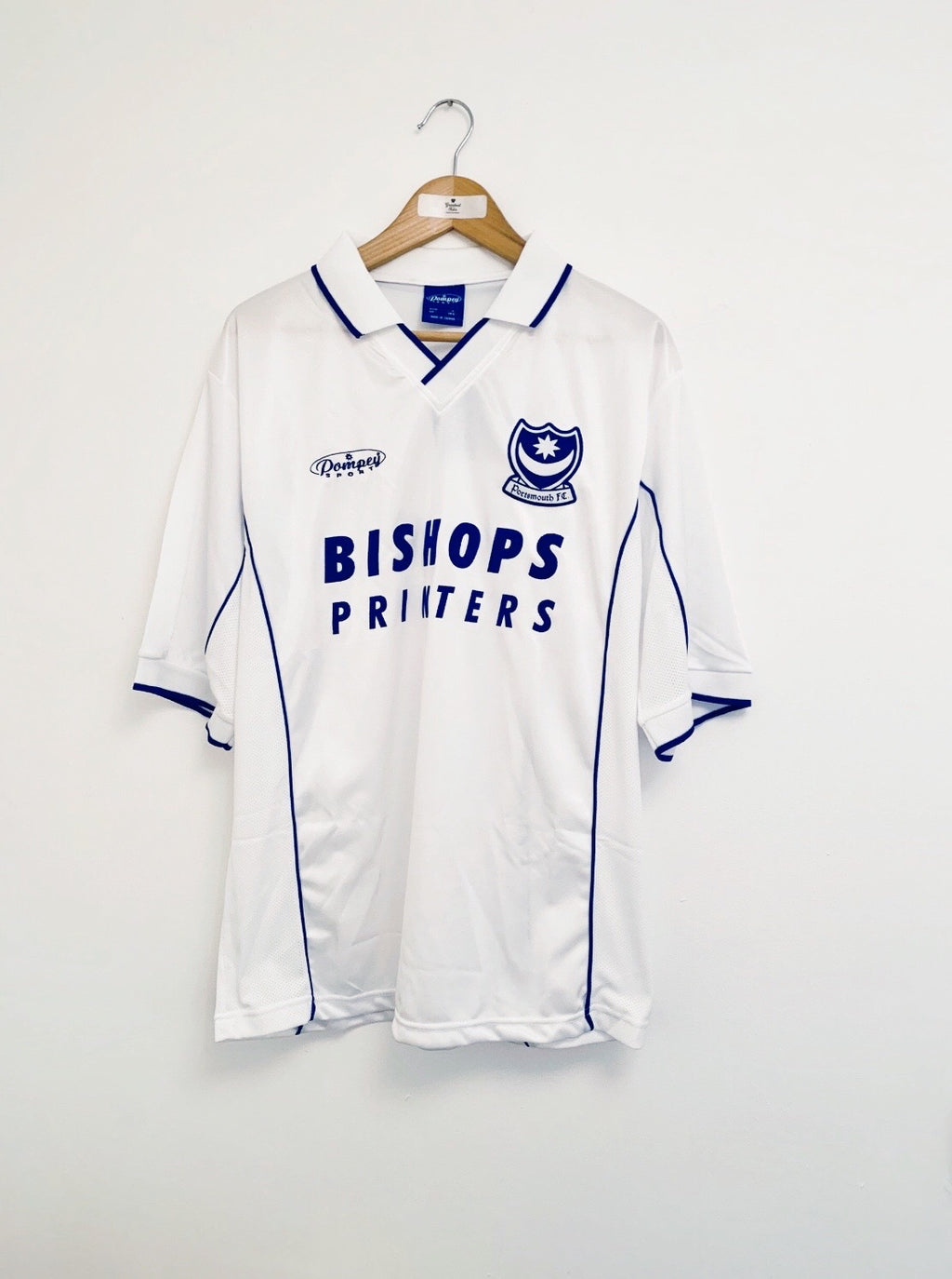 2000/02 Portsmouth Away Shirt (L) BNWT