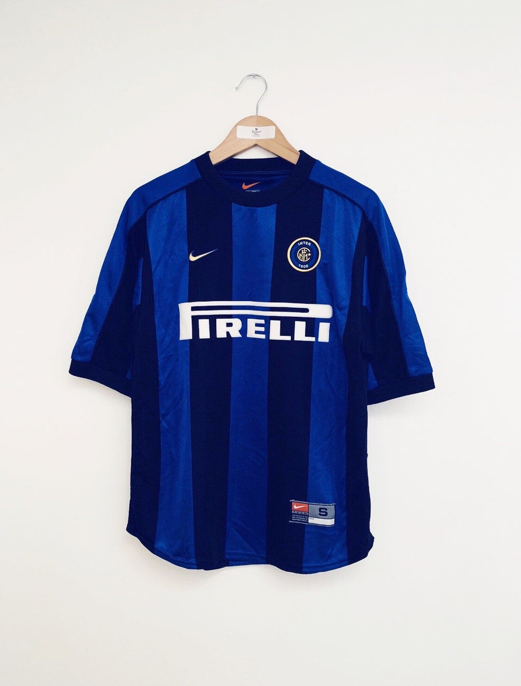 1999/00 Inter Milan Home Shirt (S) 10/10