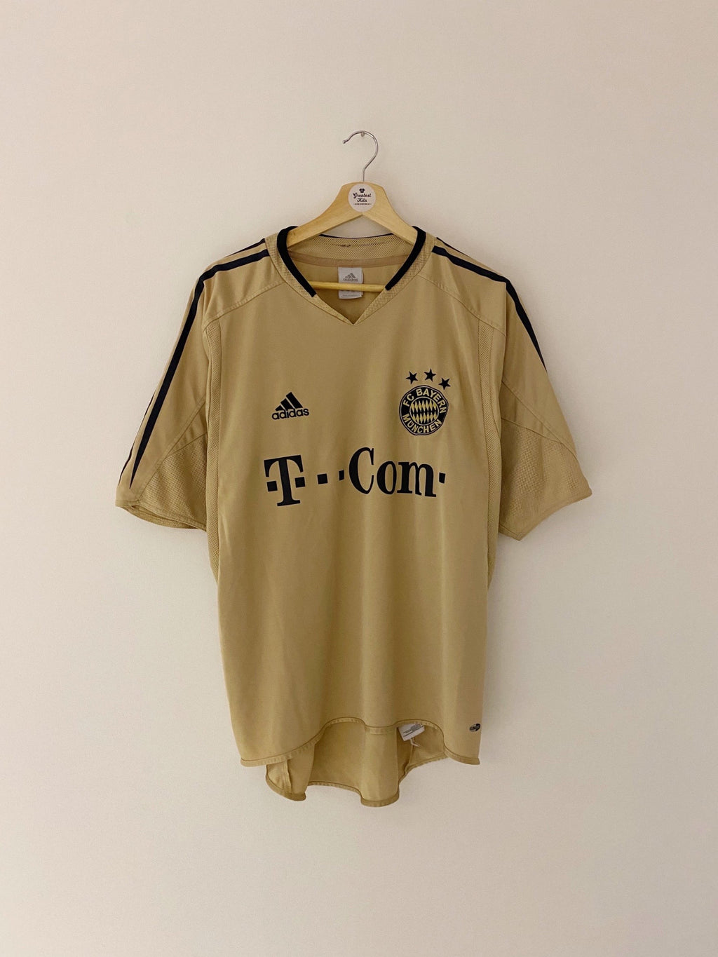 2004/05 Bayern Munich Away Shirt (L) 9/10