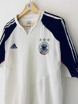 2004/05 Germany Home Shirt (XL) 7/10