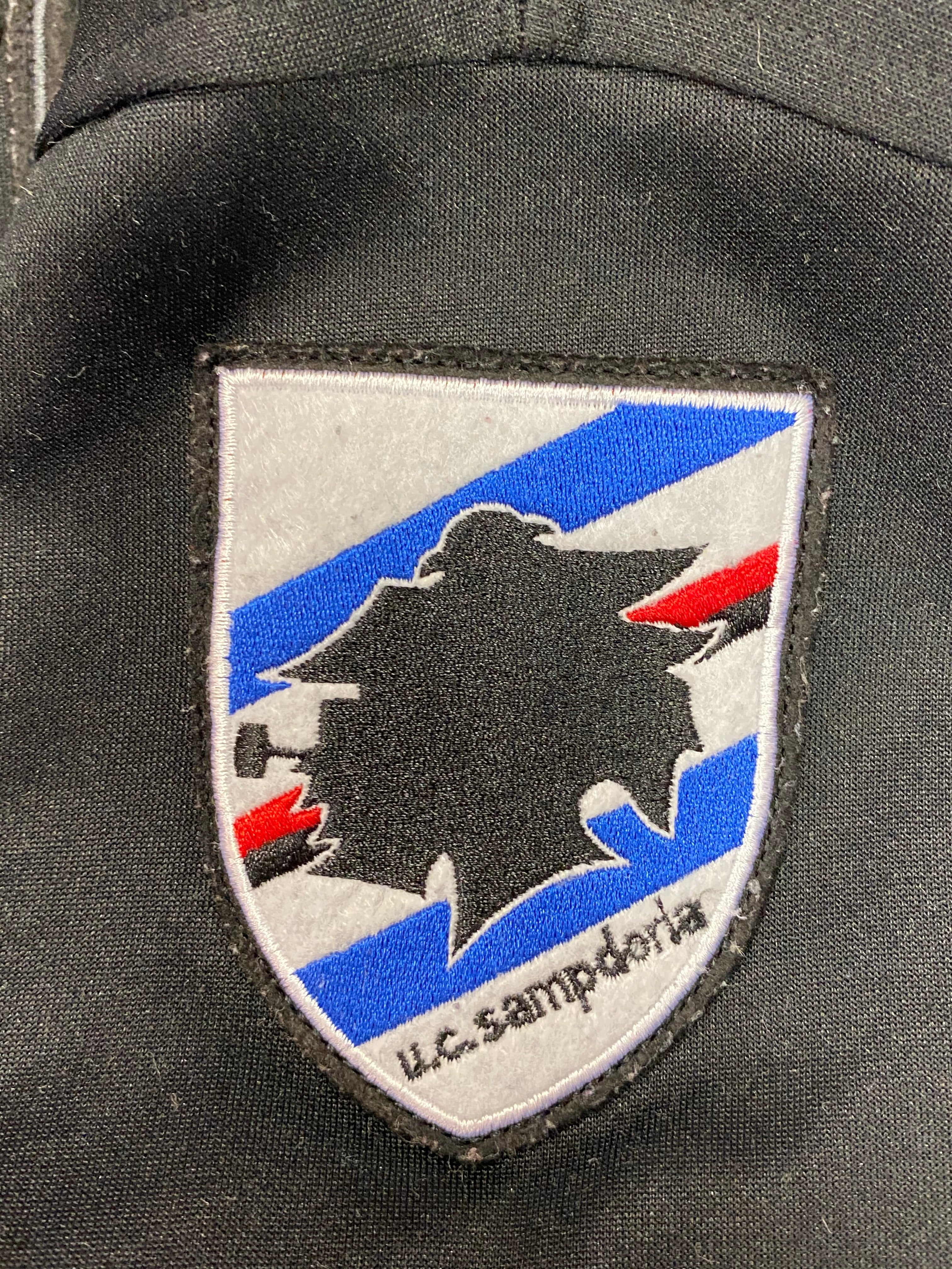 2010/11 Sampdoria Track Jacket (M) 9/10