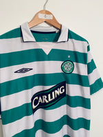 2004/05 Celtic Home Shirt (XL)