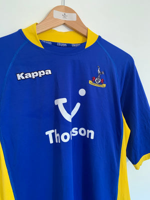 2005/06 Tottenham Away Shirt (XXL)