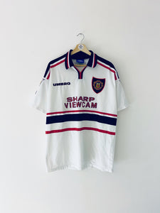 1997/99 Manchester United Away Shirt (L) 8.5/10