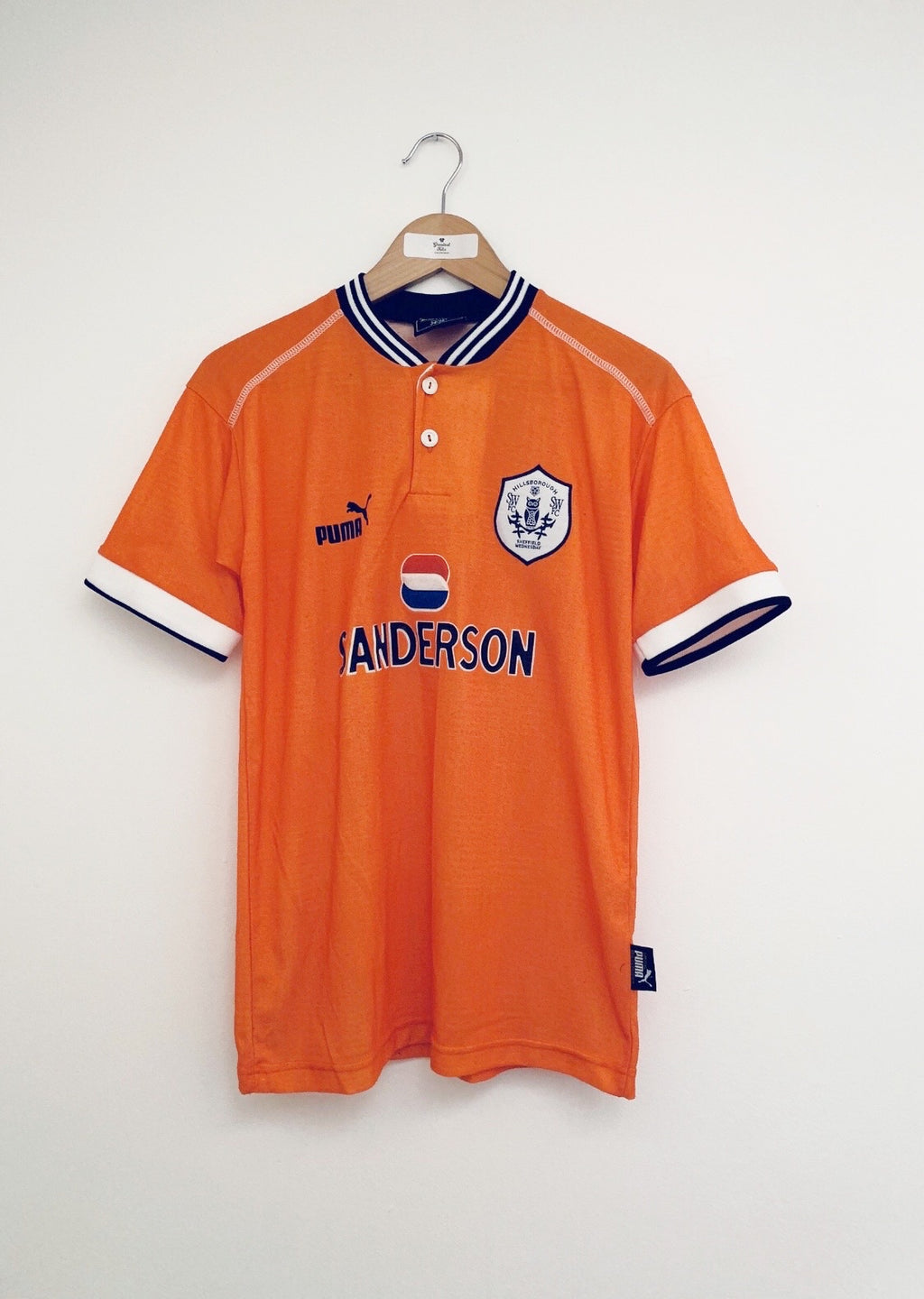 1996/98 Sheffield Wednesday Away Shirt (S) 8/10