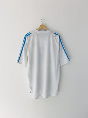 2003/04 Olympique Marseille Home Shirt (XL) 9/10