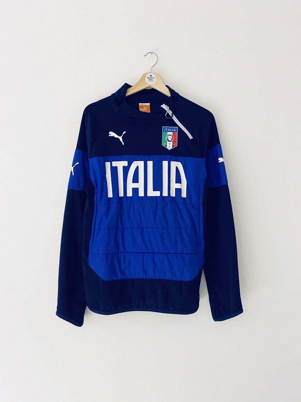 2014/15 Italy Padded Training Top (M) 9/10